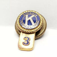 Kiwanis International Club Member Lapel Pin, Hat Pin, Tie Tac