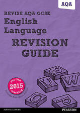 Revise AQA GCSE English Language Revision Guide: (with free online edition)...