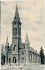 ST. CLOUD MN – The Cathedral Rotograph Postcard – udb - 1905