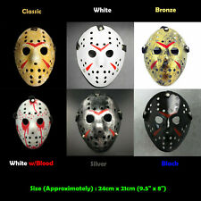Horror Scary Hockey Mask Freddy VS Jason Voorhees Friday Cosplay Costume Props