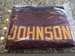 Keyshawn Johnson Signed USC Jersey With Beckett COA