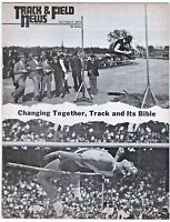 1970 Track and Field News Evolution of High Jump Styles Jim Reilly Penn Relays