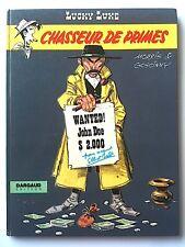CHASSEUR DE PRIMES - EO Dargaud 1972 - Lucky Luke - Morris et Goscinny