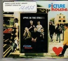 (BN978) Picture House, Love In The Streets - 1999 DJ CD