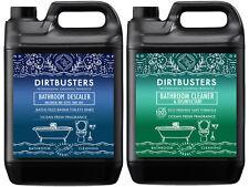 Macerador Wc Saniflo Grundfos descalcificador y baño limpiador 2 X 5 Litros