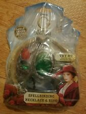 NEW Disney Oz the Great and Powerful Spellbinding Necklace & Ring
