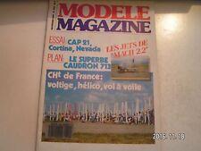 **e Modèle Magazine n°444 Cortina de Multiplex / Royal 40 ABC / Nevada BB Model