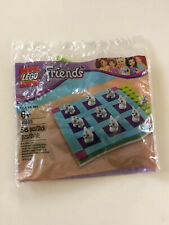 Lego 40265 Friends Belville Bunny Tic Tac Toe Cute Easter game BRAND NEW