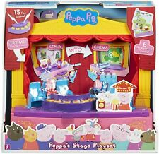 Peppa Pig 6964 Peppa's Stage Playset with Sound Brand New