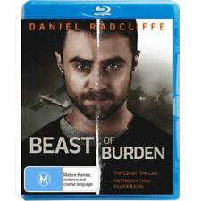 Beast of Burden Blu-ray Region B