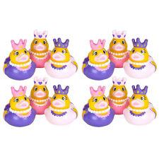 Rhode Island Novelty - Rubber Ducks - PRINCESS DUCKS (1 Dozen) (2 inch) - New