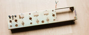 Revox PR99 MkII Mk II Main Chasis Button Panel Control Chassis Board Parts