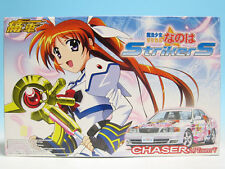 [FROM JAPAN]1/24 Itasha  6 Magical Girl Lyrical Nanoha StrikerS JZX 100 Chas...