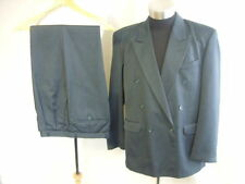 Polyester Patternless Regular 30L Suits & Tailoring for Men