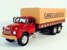 Classic Trucks From Brazil - Bedford Type A - Cargo Truck - Ixo Altaya