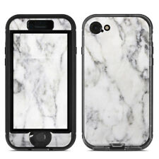 Skin for LifeProof NUUD iPhone 7 - White Marble - Sticker Decal