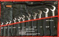 11 pc Combination Angle Wrench Set SAE