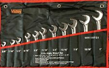11 pc Combination Angle Wrench Set SAE