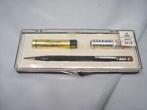 AUTOPOINT Mechanical Draftsman Pencil NIB NOS w/ lead & erasers H. U-T-L UTL
