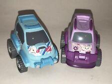 Disney Store THE ARISTOCATS Pullback Race Cars Friction Power MARIE Cat Kitten