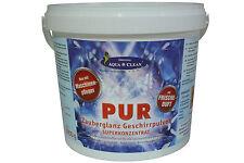 Aqua Clean pur Zauberglanz Geschirrpulver 5kg Superkonzentrat
