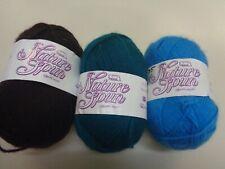 Brown Sheep Co Nature Spun Natural Wool Sport Weight Yarn 3 Skeins