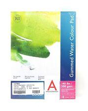 Blocco carta per acquerelli Winsor&Newton Cotman 5 blocchi 50 fogli 30,5x22,9 cm