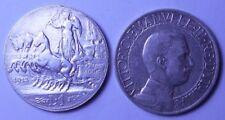 1 Lira 1913 quadriga veloce  conservazione BB