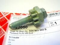 Alternator Adjuster Bolt VW Mk2 Mk3 Golf GTI T25 T4 Febi OEM Quality 034903555B