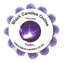 Black Candles Wax Tart Melt - Stormy Nights Fragrance