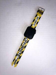 Off White Apple Watch Band 38/40mm 42/44mm PALACE X GOODENOUGH Band Wrist Strap