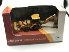 ERTL 1:64 Scale Diecast John Deere Backhoe Loader Tractor Construction #5521