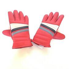 Vintage Wells Lamont Red Winter/Ski Gloves Size Large Unisex
