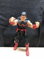 "MARVEL LEGENDS WONDER MAN Action Figure 6"" Toybiz 2006 Avengers Comics"