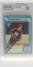 1979-80 Wayne Gretzky TOPPS #18 GEM ELITE Graded 10 PRISTINE Rookie card