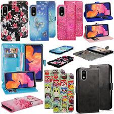Case For Samsung Galaxy A10 A20E A70 A40 A50 A90 5G PU Leather Wallet Flip Cover