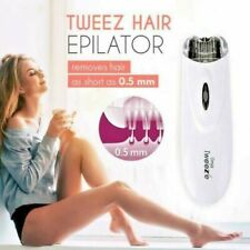 Electric Tweezers Automatic Trimmer Facial Body Hair Remover Epilator Eyebrow