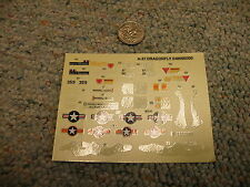 Revell Monogram decals 1/48 A-37 Dragonfly  L109