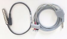 SonoSite ECG Adapter Kit REF P07182-02 For MicroMaxx with (mini-dock) NEW