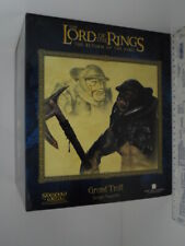 Lord of the Rings * Grond Troll * Design Maquette * Sideshow/WETA * Limited