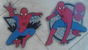 3 belles decorations de chambre spider man