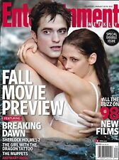 Entertainment Weekly magazine Twilight Breaking Dawn Fall movie preview Muppets