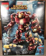 New LEGO 76105 Marvel Super Heroes Hulkbuster: Ultron Edition 3163 Pcs Sealed