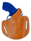 """New Barsony Tan Leather Pancake Holster Charter Arms 2"""" Snub Nose Revolver"""