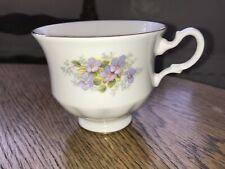 Royal Kent Floral Violets Cup