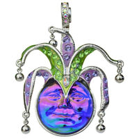 Kirks Folly Mardi Gras Seaview Water Moon Magnetic Enhancer (Silvertone)
