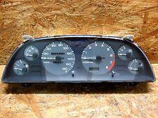 89 93 JDM NISSAN SKYLINE GTS GT R32 AT SPEEDOMETER GAUGES CLUSTER 1008769Km OEM