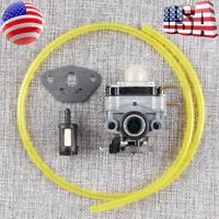 New Carburetor For Troy-Bilt TB146EC (21AK146G766) Tiller 2013 Engine 753-06258A