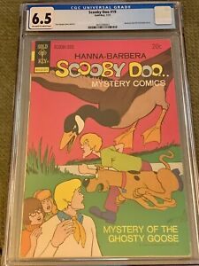 SCOOBY DOO 19 CGC 6.5 OFF WHITE TO WHITE PAGES