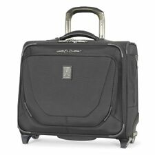 TravelPro Crew 11 Rolling 16.5-Inch Tote in Black